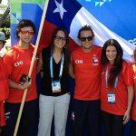 Esquí naútico chileno entra a tres finales en el Festival Deportivo Panamericano