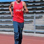 Iván López logró el sexto lugar de los 1500 metros planos en meeting belga