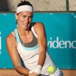 Andrea Koch cayó en la final del segundo ITF de Pereira