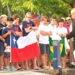 Seleccionados chilenos obtienen medalla de bronce en Mundial Junior de Lightning
