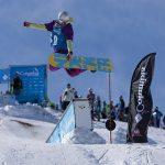 Los mejores riders del país participarán este fin de semana en el Columbia Snow Challenge