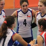 Chile cerró con un triunfo su participación en el Sudamericano Menor Femenino de Volleyball