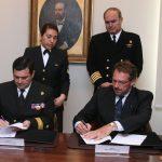 Armada de Chile entregará protección a regata que da la vuelta al mundo sin escalas