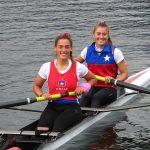 Antonia y Melita Abraham destacan en primera jornada del Memorial Paolo D'Aloja