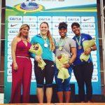 Natalia Duco logró medalla de plata en el IAAF World Challenge de Belém