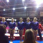 Chile logró el noveno lugar por equipos en la competencia femenina del Panamericano de Gimnasia