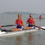Antonia y Melita Abraham logran el quinto puesto del remo en los Juegos Olímpicos de la Juventud
