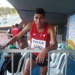 Iván López logró el séptimo puesto en los 3000 mil metros planos del Iberoamericano de Atletismo
