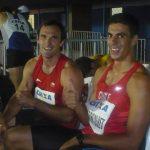 Gonzalo Barroilhet marcha tercero en el decatlón por el Iberoamericano de Atletismo