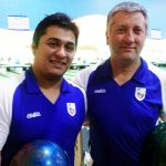 Miguel Borquez y Adrián Reyes logran medalla de oro en el Sudamericano de Bowling