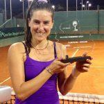 Andrea Koch se coronó campeona del ITF de Santa Cruz
