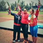 Natalia Duco obtuvo medalla de plata en el Festival Deportivo Panamericano