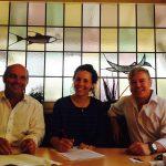 Inga Feuchtmann firma por dos años con el club TSG Ober-Eschbach del handball alemán