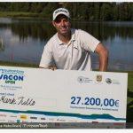 Mark Tullo se coronó campeón del torneo Vacon Open en Finlandia