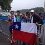 Javier Martin logra el quinto puesto en el triatlón de los Juegos Olímpicos de la Juventud