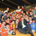 C.D. Valdivia se coronó campeón sub 13 de la Liga Saesa