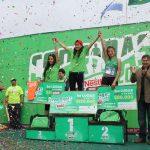Más de 2000 escolares participaron en la Corrida MILO 2014 en Iquique