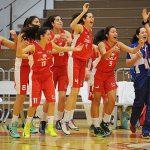 Chile derrota a Puerto Rico y sigue con opciones en el Premundial de Básquetbol Femenino Sub-18