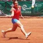Fernanda Brito se quedó con el vicecampeonato en singles y dobles del ITF de Hammamet
