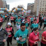 Más de 4.500 personas participaron en la competencia Santiago Corre Consalud