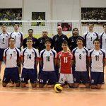 Chile obtuvo medalla de bronce en el Sudamericano Juvenil Masculino de Volleyball