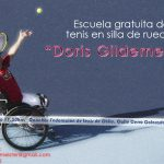 Escuela gratuita de Tenis en Silla de Ruedas comienza a funcionar en Las Condes