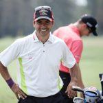 Felipe Aguilar se retiró del KLM Open de Holanda para acompañar a golfista accidentado en el torneo