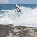 """Armada"" nacional de surf se lució en El Gringo"