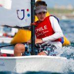 Chile sumó dos medallas en el Norteamericano de Veleros Optimist