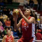 Selección Chilena de Básquetbol se quedó con el cuarto puesto del Sudamericano Femenino