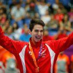 Ignacio Morales clasifica a los Juegos Olímpicos de Río 2016