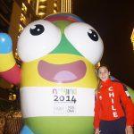 Delegación chilena que participa en los Juegos Olímpicos de la Juventud ya está en Nanjing