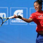 Resultados dispares obtuvieron Daniela Seguel y Camila Silva en torneos ITF