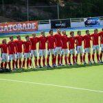 Selección Chilena Masculina de Hockey Césped clasificó a la Ronda 2 de la World League