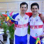 Luis y Cristopher Mansilla logran nuevas medallas para Chile en el Panamericano de Ciclismo en Pista