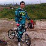 Diego Aguirre alcanzó los octavos de final en el UCI BMX Supercross de Argentina
