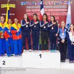 Equipo femenino de karate logra histórica medalla de oro en Panamericano Juvenil
