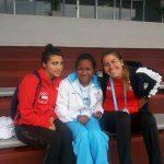 Karen Roco obtuvo medalla de oro para Chile en el Panamericano de Canotaje