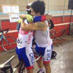 Luis Mansilla obtuvo medalla de oro en el Panamericano de Ciclismo en Pista