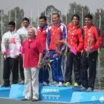 José y Johnnathan Tafra logran medalla de bronce en el Panamericano de Canotaje