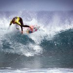 Lorena Fica finalizó cuarta en el Chicama Classic Junior Pro Perú de Surf