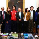 Gobierno espera entregar nacionalidad por gracia al tenimesista Yutaka Matsubara
