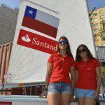 """Velero """"Santander"""" finalizó 11 en la Copa de Plata 470 del Mundial de Vela Olímpica"""