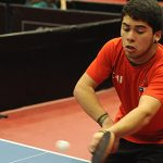 Pino, Dettoni, Morales y Monsalve triunfaron en segundo Nacional Tenis de Mesa Paralímpico