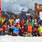 Nevados de Chillán recibe el primer Camp Latinoamericano de Ski Alpino Paralímpico