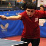 Tenis de mesa vive su segunda fecha por los Campeonatos Nacionales Paralímpicos 2014
