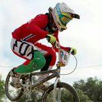 Cristóbal Palominos obtiene medalla de bronce en el Sudamericano de BMX