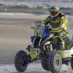 Ignacio Casale se retiró del Desafío Inca debido a problemas mecánicos
