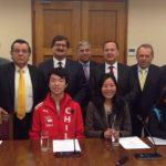 Comisión de Cámara de Diputados aprobó dar nacionalidad a Yutaka Matsubara