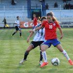 Chile derrotó a Argentina en su debut por la Copa América de Fútbol Femenino